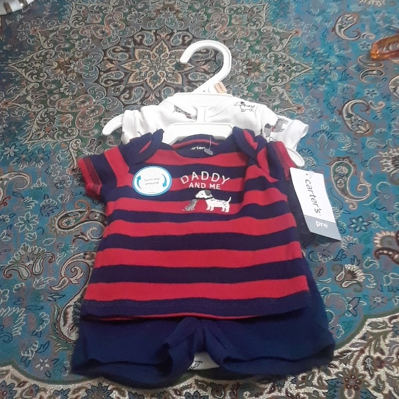 Carter's Other - Preemie outfits